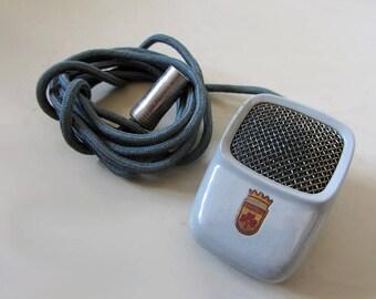 Vintage Grundig Microphone