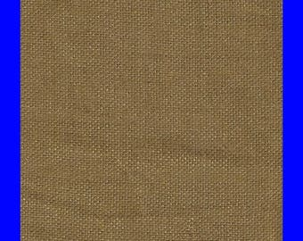 ON SALE Loosely Woven Silk Remnant Soft Touch Remnant 100% Silk Mustard Green Shade