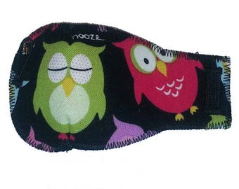 Owls Eye-Lids - kids eye patches - soft, washable eye patches for children and adults
