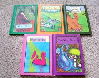 5 Serendipity Hardcover Books, Stephen Cosgrove