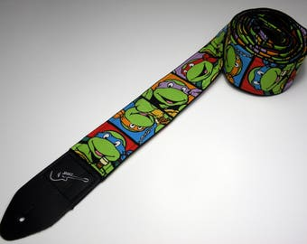 Children's TV/Movie-themed double padded guitar strap - This is NOT a licensed product
