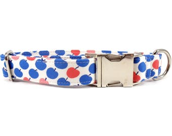 Apples Dog Collar