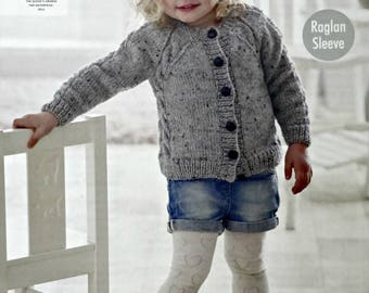 fa21fd7fd baby childrens aran sweater knitting pattern pdf download childs ...