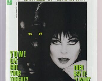 Elvira Mistress of the Dark No.12 comic book pub. 1994 Very Good condition