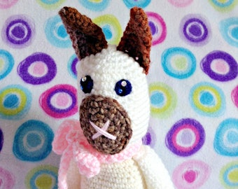 Kitty Gooba Musical Amigurumi Plush