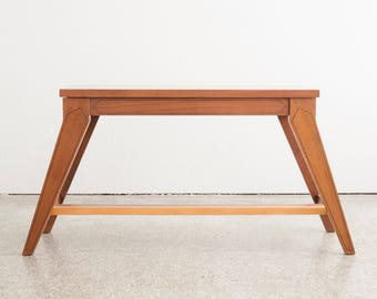 Deco Lift Top Console / Entry Table