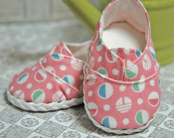 American, Made, girl, boy, slip on, shoes, 18 inch, doll, clothes