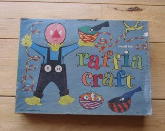 Raffia Craft Pressman Small Fry