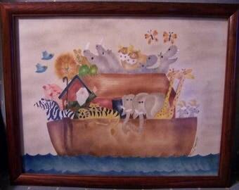Noah's Ark Theorem Painting