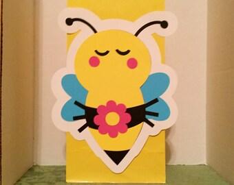 Cute Bumblebee Goody Bag