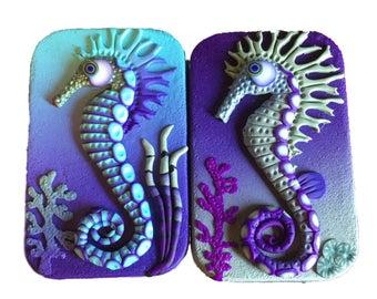 Seahorse Gift Tins