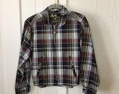Vintage 50s Plaid Jacket ...