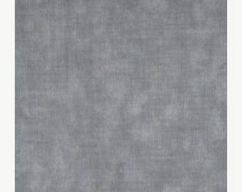 "ON SALE 108"" Quiltbacking, Extra Wide Fabric, Gray Blender Fabric, Quilters Blenders, Gray Fabric, 01161A"