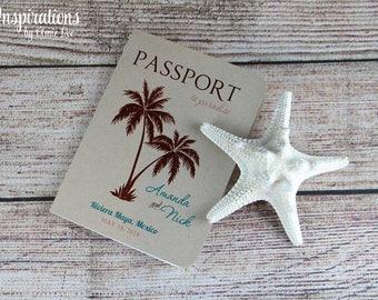 Passport Wedding Invitations, Save The Dates, Destination Wedding, Wedding Invitations