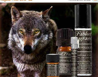 SALE SKINWALKER - Perfume Oil with Sage, Pinion Pine, Black Musk, Nagarmotha - VEGAN Solid Perfume, Native American, Ships Out in 5-7 Days