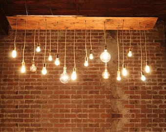 rustic industrial chandelier bare bulb chandelier with edison bulbs rustic dinig room chandelier