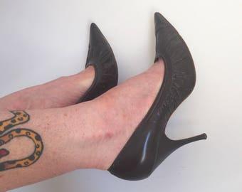 1950s stilleto heels pumps shoes