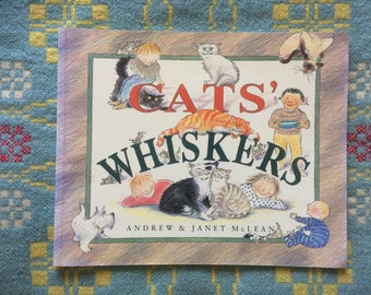 Cats' Whiskers - Adorable Children's Picture Book