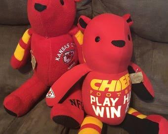 Kansas City Chiefs TShirt Bears