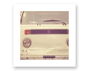 Car wall art, vintage car art, vintage car print, canvas art, canvas wall art, large art, large wall art, car print, classic car art