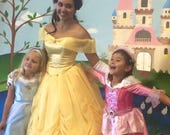 Princess Backdrop, Prince...