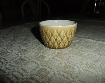 Vintage Relief oven proof bowl - Kronjyden Denmark - Jens Quistgaard design