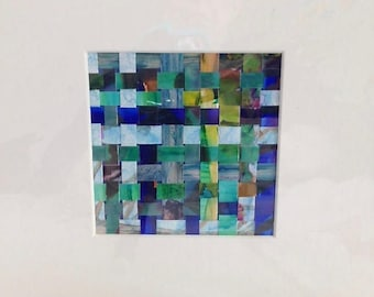 WOVEN ALCOHOL INK 5