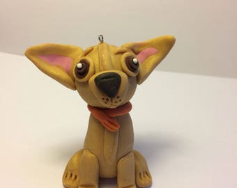 Chihuahua/dog/puppy Ornament