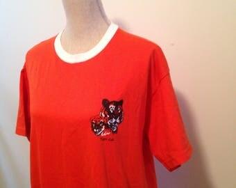 Vintage Boy Scouts Cub Scouts 80s T-shirt