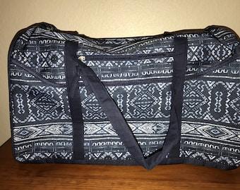 Duffel Style Bag