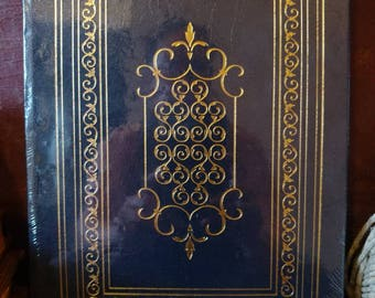 She Stoops to Conquer by Oliver Goldsmith Easton Press 100 Greatest Books All Time Leather Bound