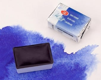 Watercolor Paint BLUE TONES Full Pan 2.5ml Professional Art White Nights Extra Fine