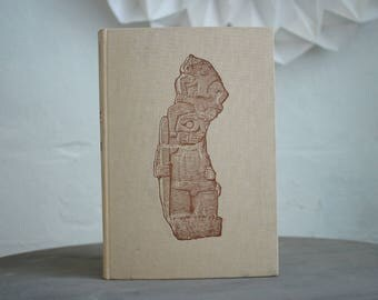 """Hardcover Guest Book, Sketchbook Tartuensis Artisan """"Colombia"""", Upcycled Journal"""
