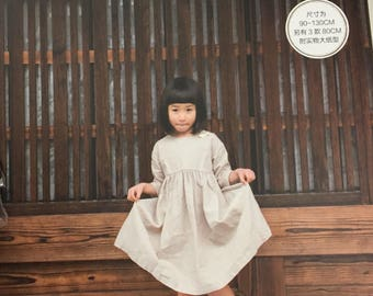 4 Seasons Girls clothes - Japanese Craft Book (In Chinese)