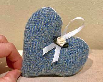 lavender heart, pure lavender no fillers, Scottish gift, gift for her, home decor