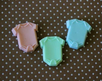 50 Baby Onesie Soap Favors/It's a boy/It's a Girl/Baby shower favors/Baby boy/Baby girl