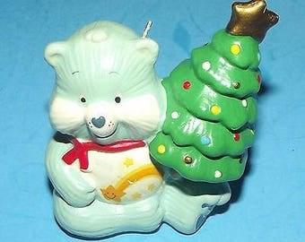 Christmas Ornament Care Bears Wish Bear 1985 American Greetings free ship