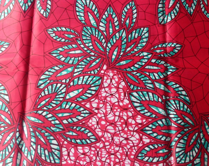 African Fabrics Java Print Fabrics For Dress &Craft Making Sewing Fabric/Kitenge/Pagnes/Kikwembe /Tissues Africa/Chitenge Sold By Yard