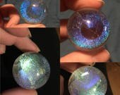 Custom Dichroic Marbles by PACIFICNWGLASS