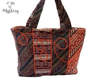 The Aztec Bag