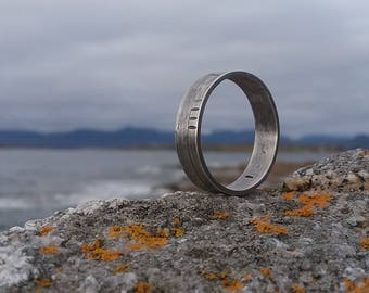 Sterling Silver Saoirse Freedom Ring 1