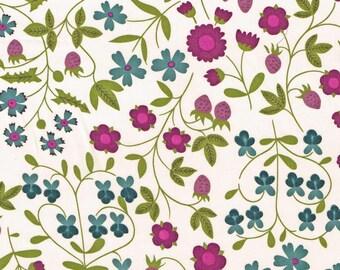 Mirabelle C - Liberty London Tana lawn fabric