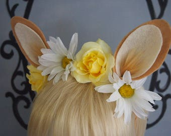 how to make deer ears for costume