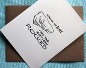 A Slate Birthday - A7 Printable Birthday Card