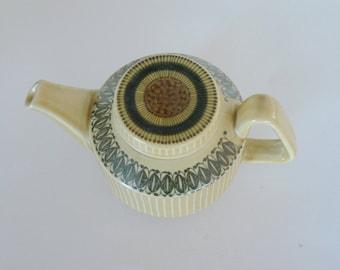 Stavangerflint teapot - Platter Inger Waage Noronna Norwegian Scandinavian design