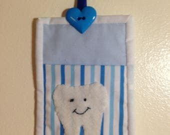 Tooth Fairy Pouch - Thomas