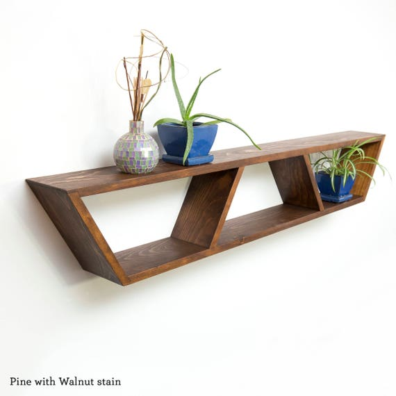 Mid Century Modern Shelves Home Design