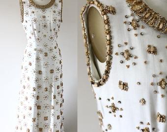 1960s Haute Couture Balmain dress // 1960s Balmain dress // couture wedding dress