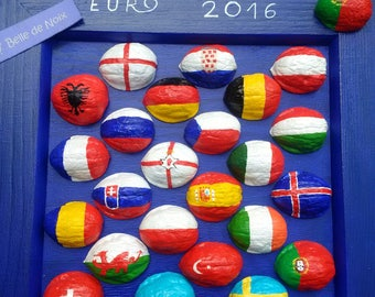 Euro France 2016 football: the Portugal won the Cup!