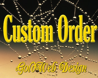 Custom order for obnursejodi